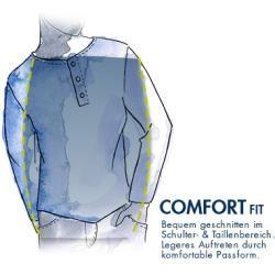 Herrenlongsleeves & Herrenlangarmshirts #leatherjacketoutfit