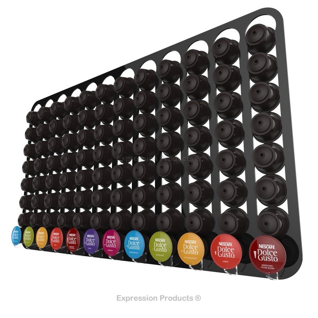 Dolce Gusto Coffee Pod Holder Wall Mounted Coffee Pod Holder Dolce Gusto Coffee Pods