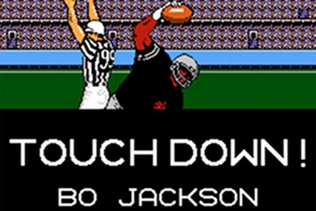 Bo still knows football: Dual-sport athlete and Tecmo Bowl legend Bo Jackson will be playable in NCAA Football 14.
