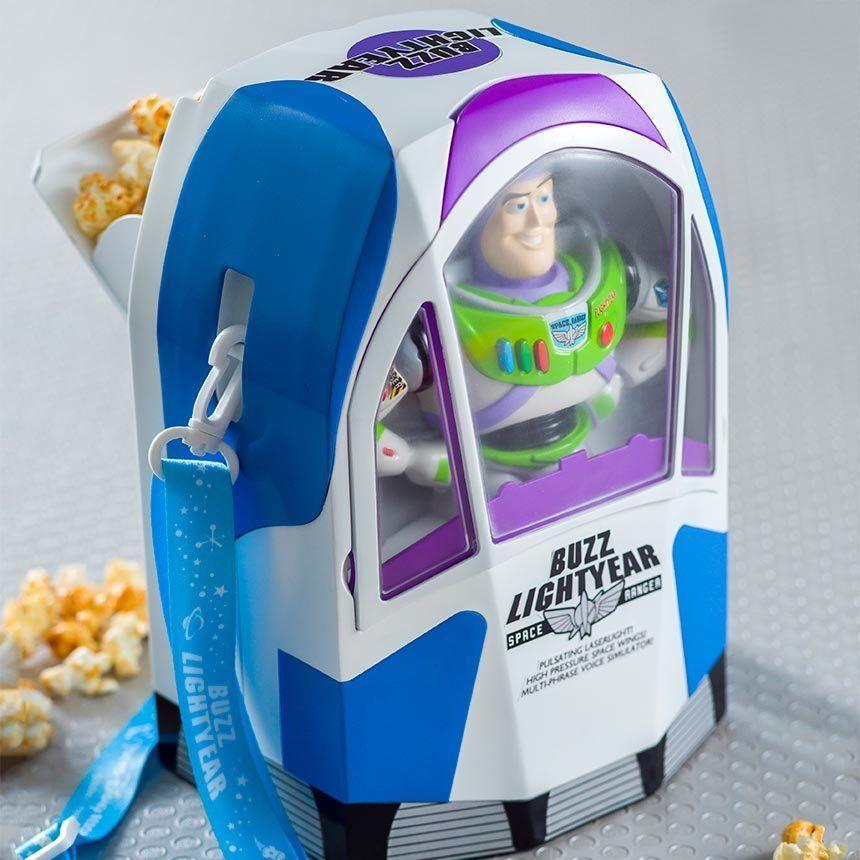 Tokyo Disneyland limited popcorn bucket Cars Lightning McQueen Tokyo Disney F//S