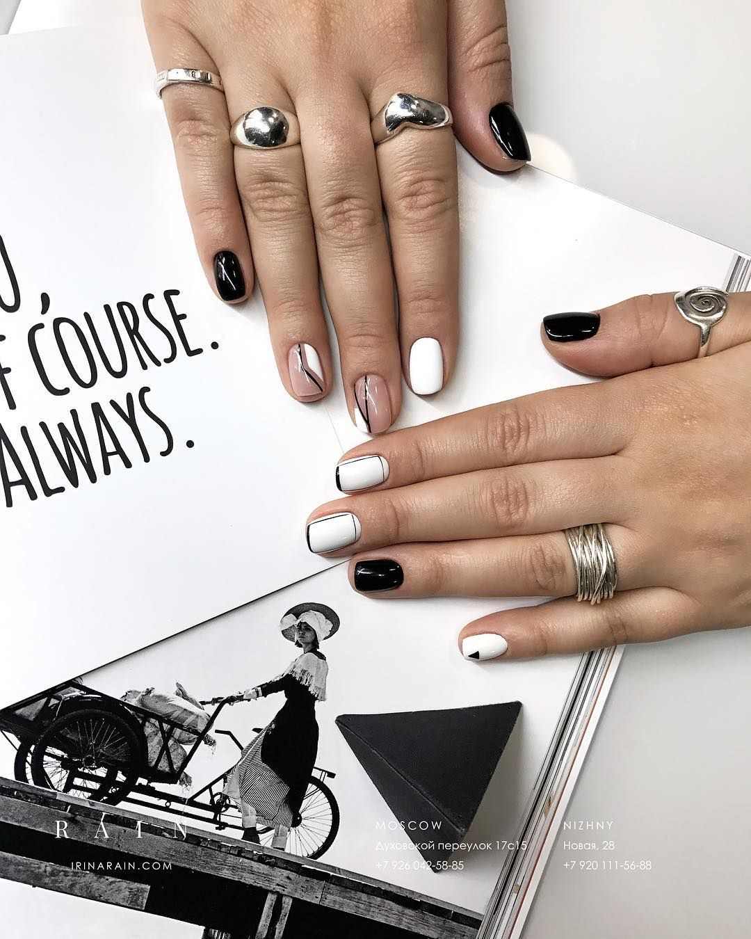 Pin by Heni Moldvai on Nails❤ | Pinterest | Manicure
