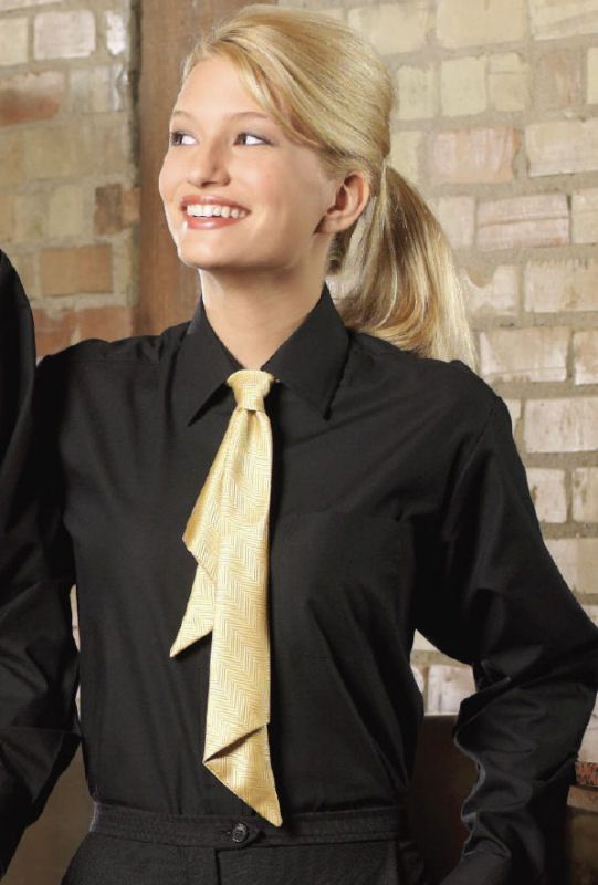 Ladies Economy Broadcloth Shirt. Outstanding value on this shirt ...
