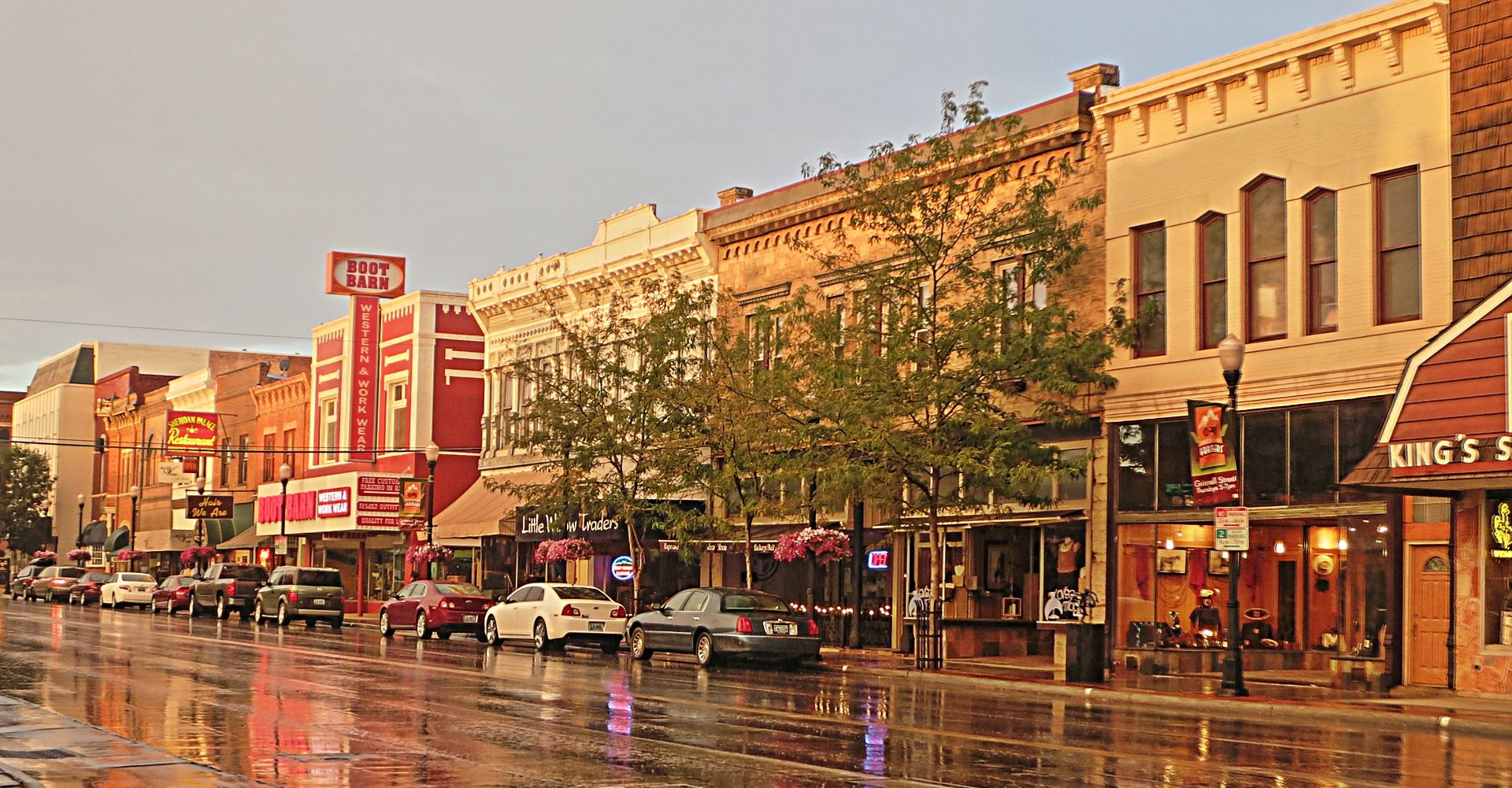 USA Today: Idyllic America: Picturesque town in Wyoming is ...