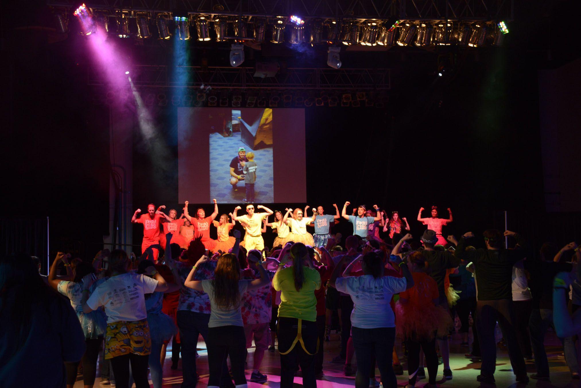 The second annual Raiderthon dance marathon was a success! Students raised over $61,000 for Dayton Children's Hospital.
