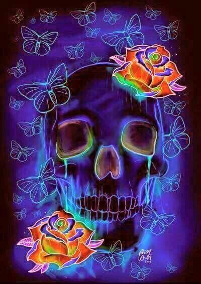 WPM Skulls Unlimited | Skulls & etc. in 2019 | Skull art, Skull ...