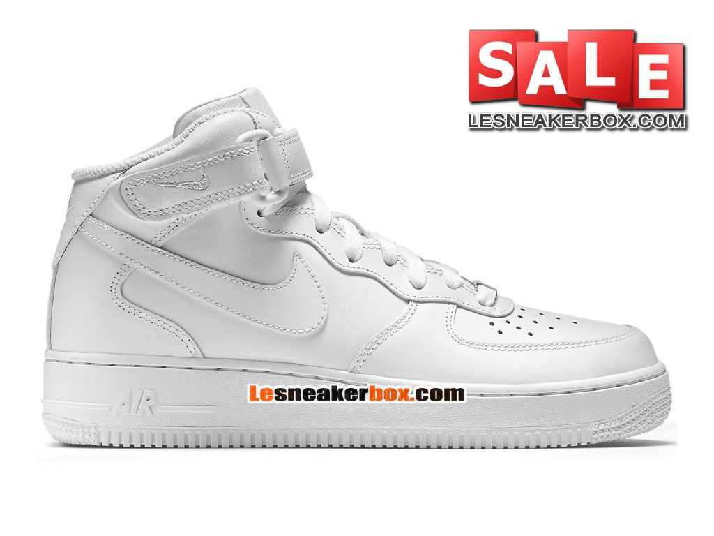 Wmns Nike Cher Montante Pas 1 Mi Mid Air Chaussure 07 Force dprwp7vq