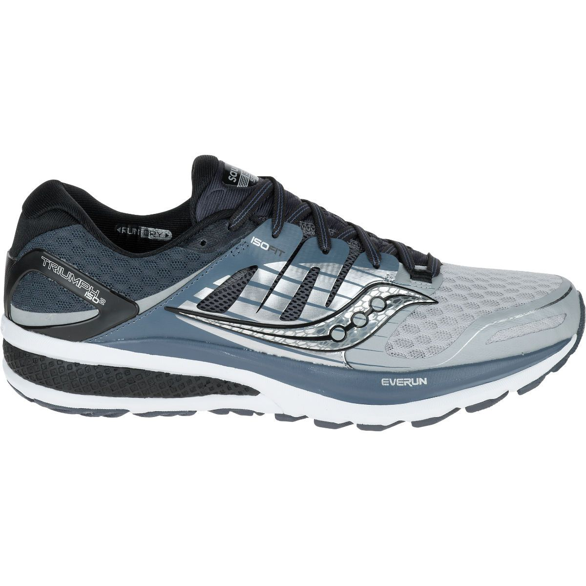 The Saucony Triumph ISO 2 with EVERUN, the latest in cushioning  construction and material innovation