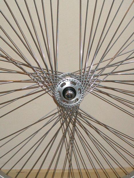 Custom Star Bikewheel Lowrider Bike Bicycle Spokes Custom Bicycle