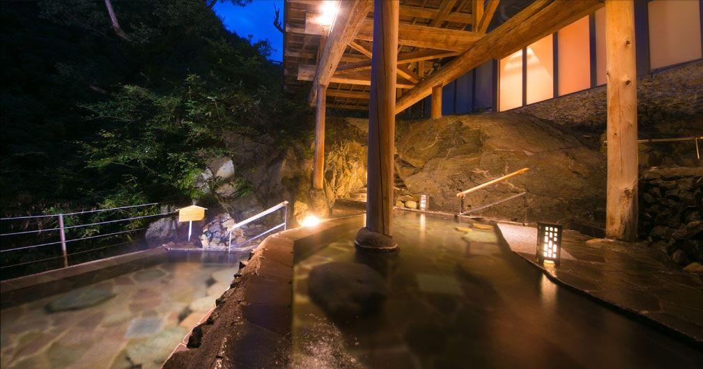 http www ookawaso co jp spa 旅館 露天風呂 会津