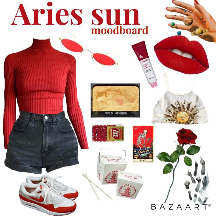 My Zodiac Sunday Zodiac Astrology Aries Virgo Libra Nichememes Aesthetic Moodboard Librastarterpack P Aries Outfits Aesthetic Clothes Retro Outfits