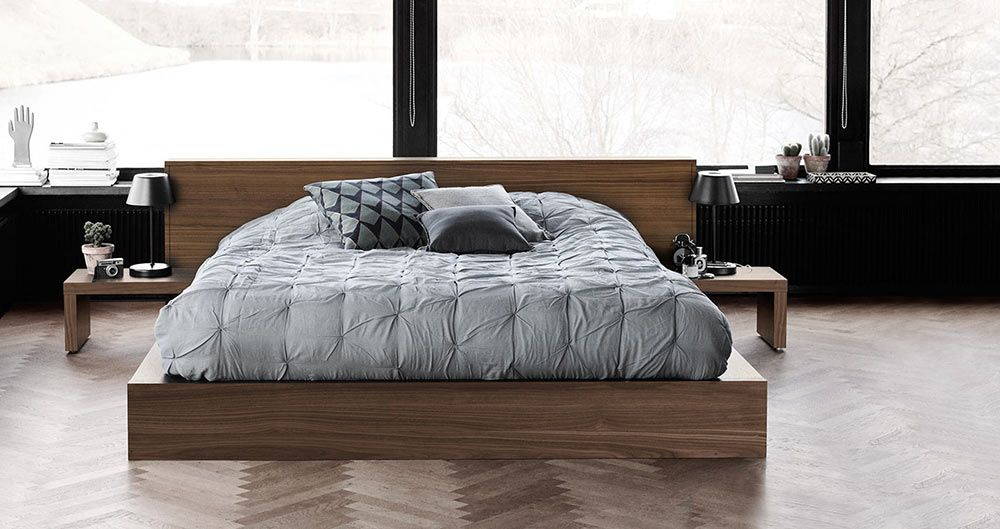 Dream Of The Perfect Bedroom Where You Can Recharge Your Batteries - Boconcept bedroom furniture