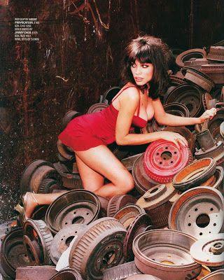 Crazy Days and Nights: Rosario Dawson In UK GQ | Rosario