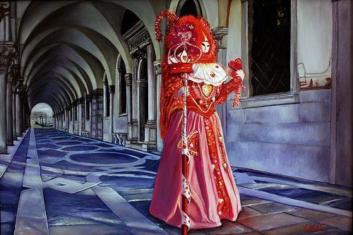 carnaval a venecia