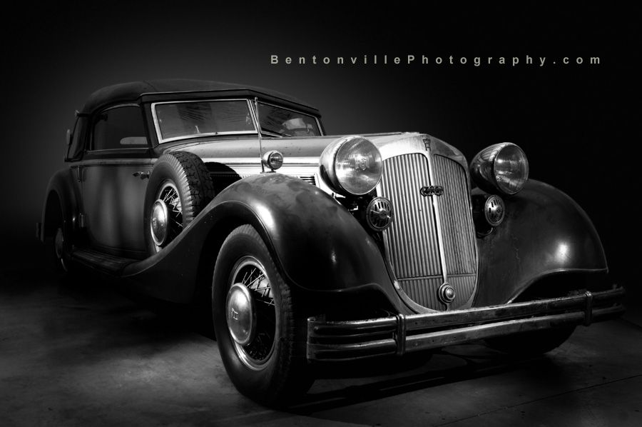Motorcycle Classic Car Photographer North West Arkansas