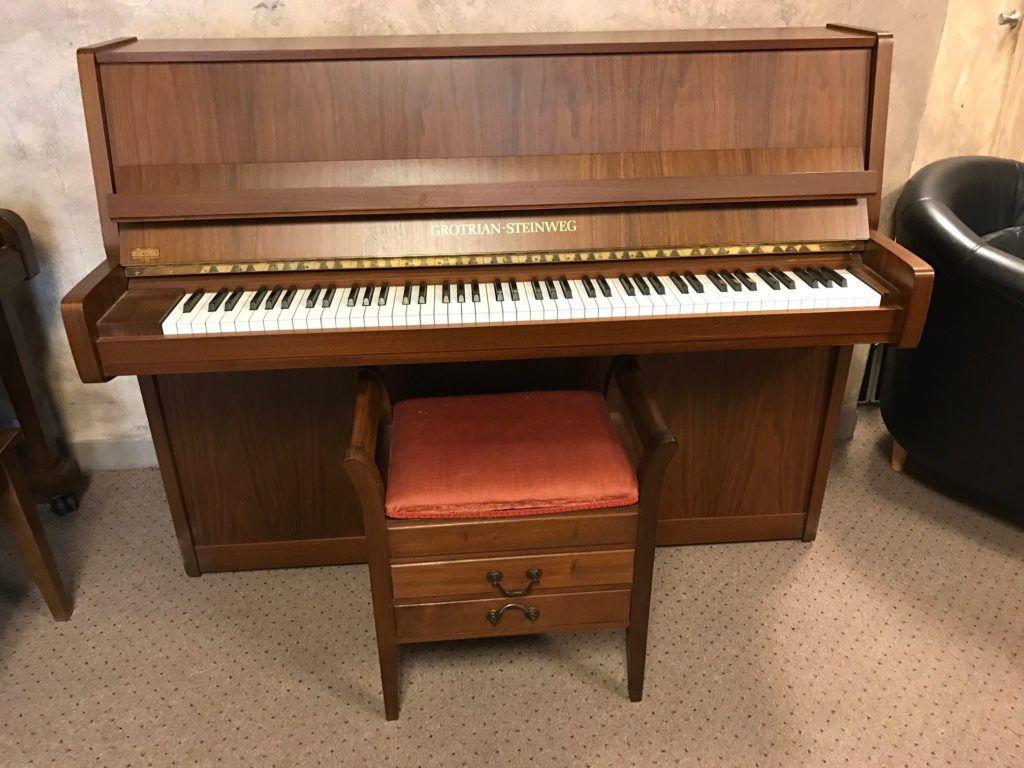 Handmade German Upright Piano Grotian Steinweg 5 995 Dave S Piano Showroom Piano Steinway Piano Upright Piano
