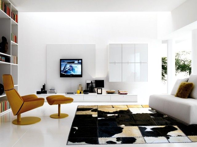 tapis contemporains pour votre salon contemporary rugs room rugs and modern rugs. Black Bedroom Furniture Sets. Home Design Ideas