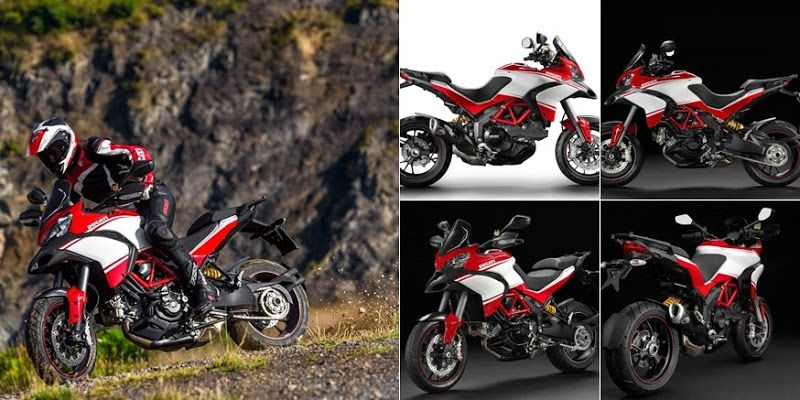 All Cars NZ: 2014 Ducati Multistrada 1200S Pikes Peak