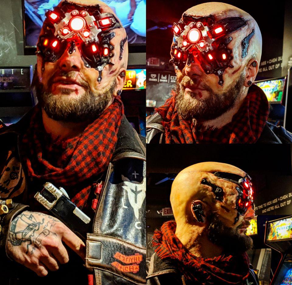 Pin by Zack Minarick on .cosplay. Image macro, Cyberpunk