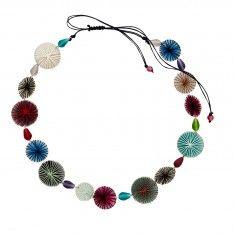 Dreamcatching Necklace #handmade #jewelry