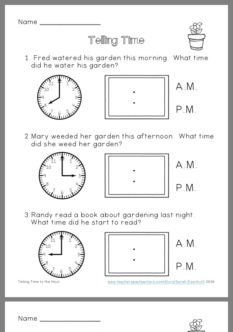 Pin By Christina Florio On 2nd Grade Telling Time Worksheets Time Worksheets Telling Time