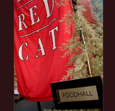 Really Great Menu Even Better Than My Beloved Abc Kitchen The Red Cat