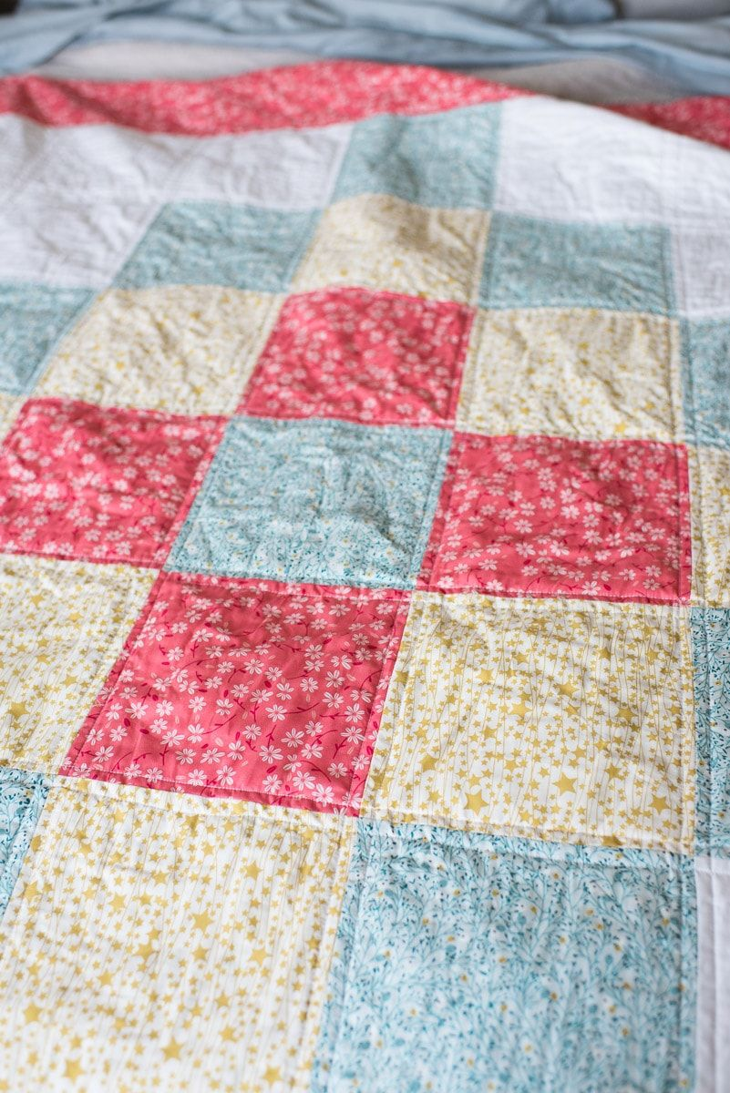 Super Easy Quilt Patterns Free Custom Ideas