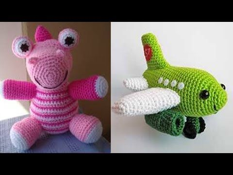 Amigurumis Para Bebes : MuÑecos amigurumis en lanas tejidos a crochet para bebes y niÑos