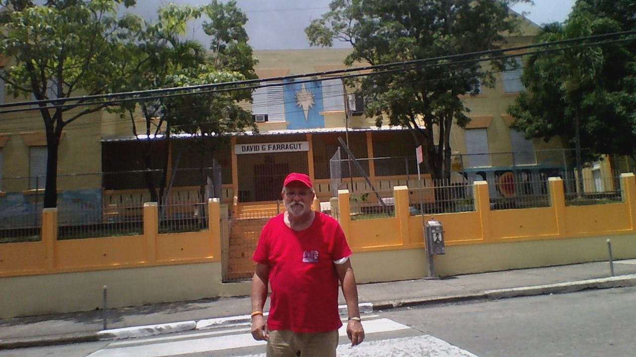 VENTANA AL MUNDO ESCUELA DAVID G FARRAGUT MAYAGUEZ PUERTO RICO