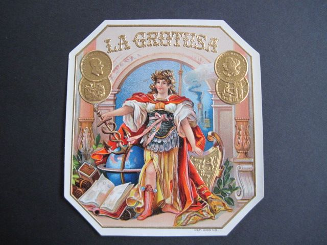 NEW SELECTION OF CIGAR BOX LABELS NOW FOR SALE