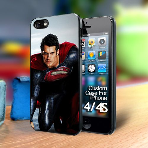 TP228 Superman Iphone 4 case | TheYudiCase - Accessories on ArtFire