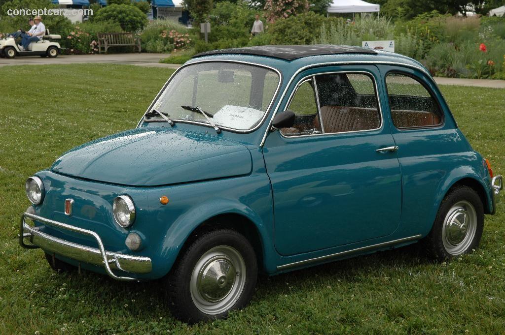 1969 Fiat Bambina