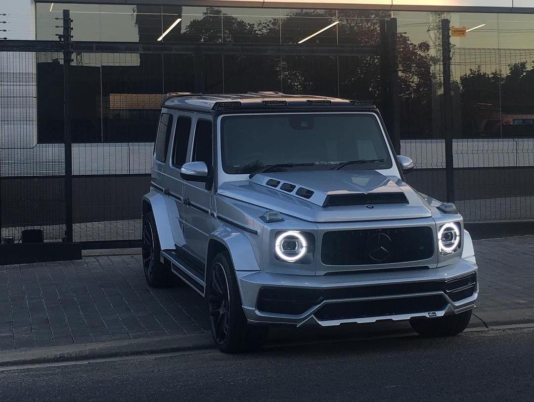 Mercedes Benz G Class W464さんはinstagramを利用しています