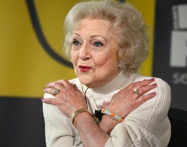 Betty White: Actress, game show panelist, producer, animal-rights activist, model, writer.