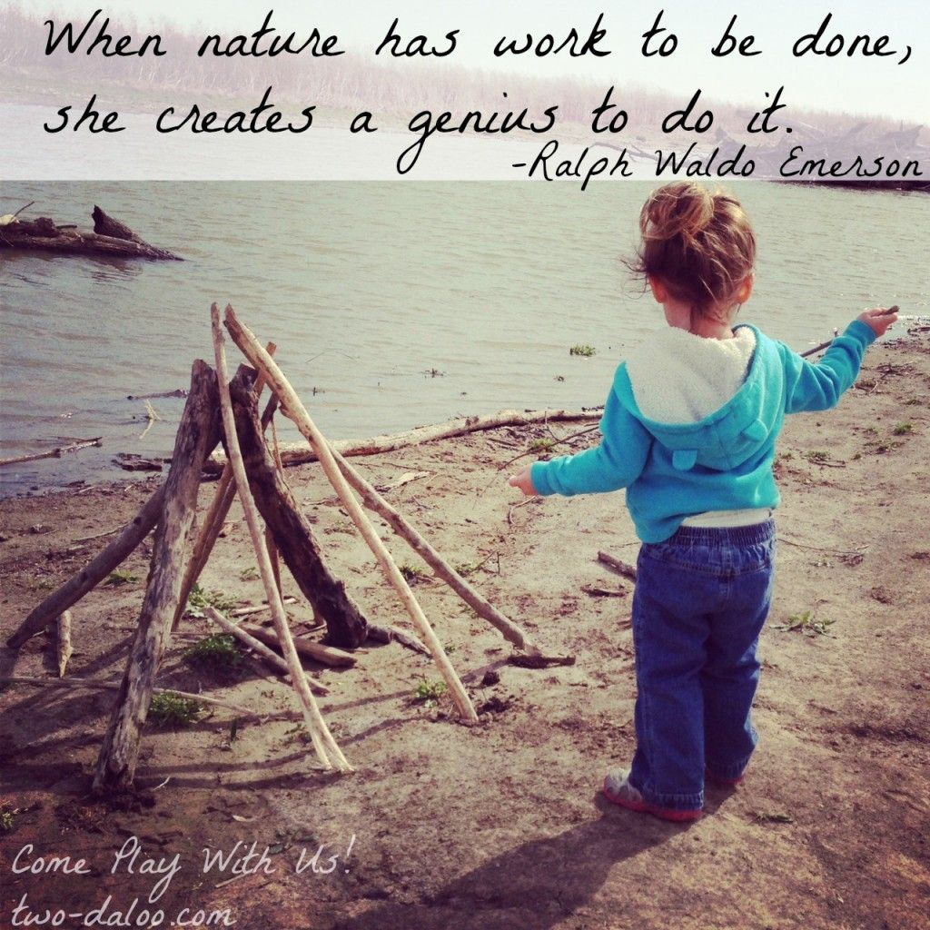 20 Picture Quotes About Kids Play And Nature Documentation