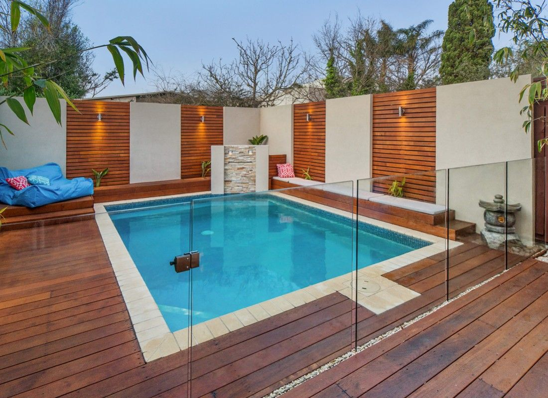 Fully Frameless Glass Pool Fencing Channel System
