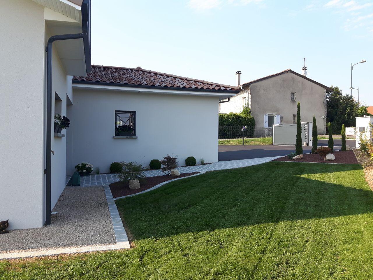 Amenagement Exterieur Terrasse Maison extérieurs | entree de maison exterieur, aménagement entree