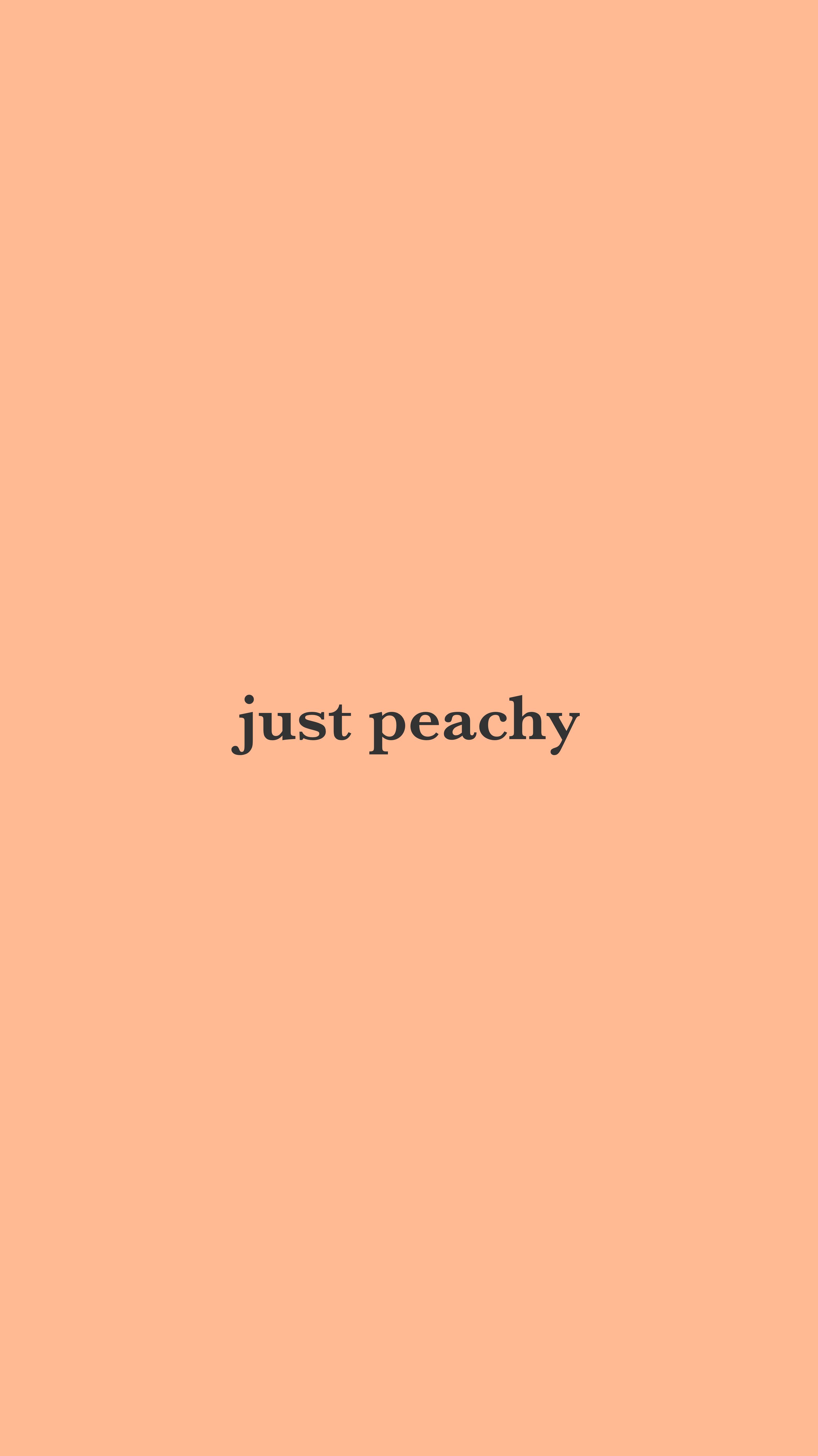 Aesthetic Tumblr Orange Wallpaper Laptop