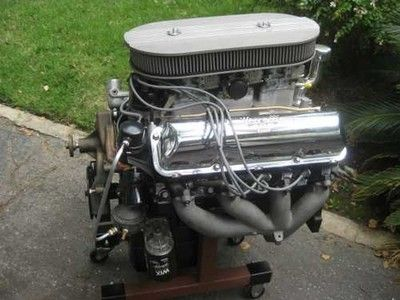 Unusual Engines - 1963 Ford 406 V8 engine 401 HP  | Ford