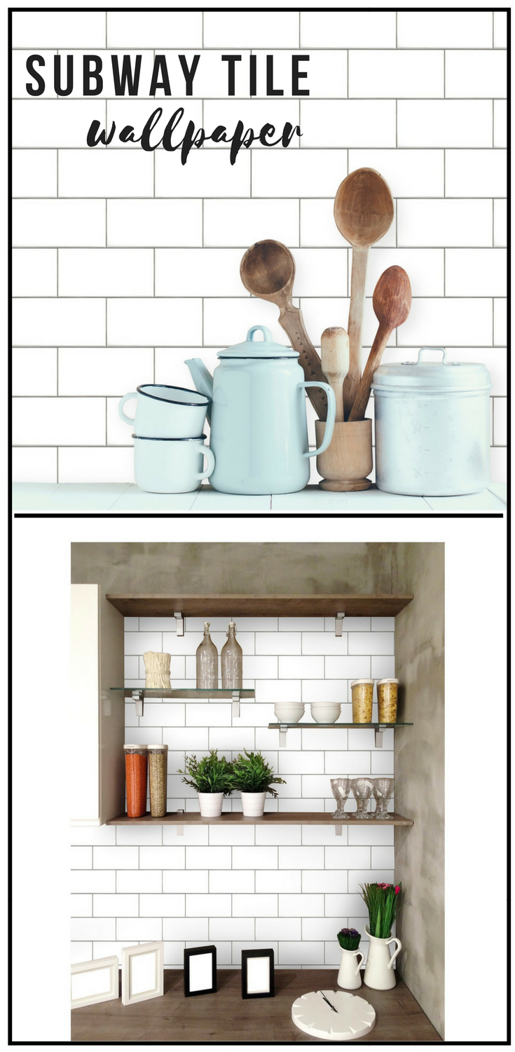 Devine Color Prints And Patterns Textured Subway Tile In A Metallic Pearl White Colorway Is A Peel And Stick Removable Wall And Surface Covering That Is Easy T