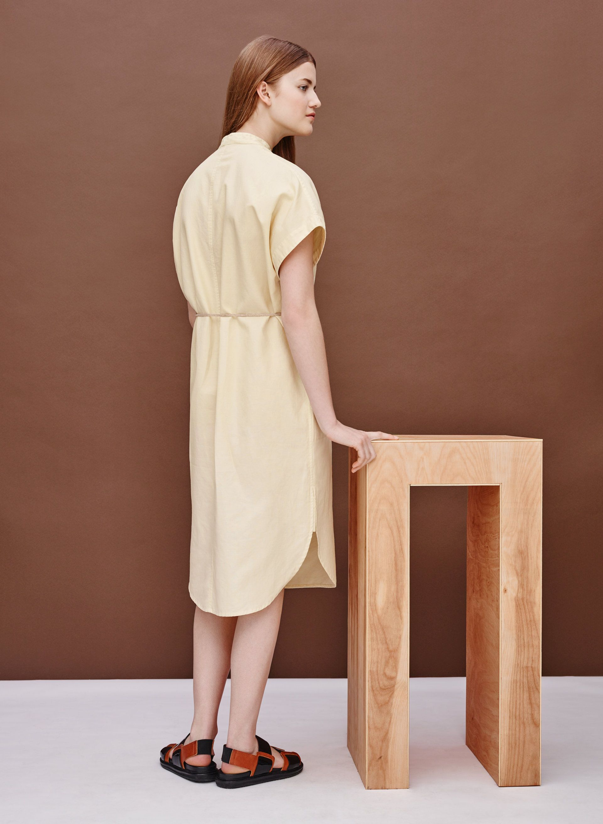 Le Fou by Wilfred TEMPESTE DRESS | Aritzia