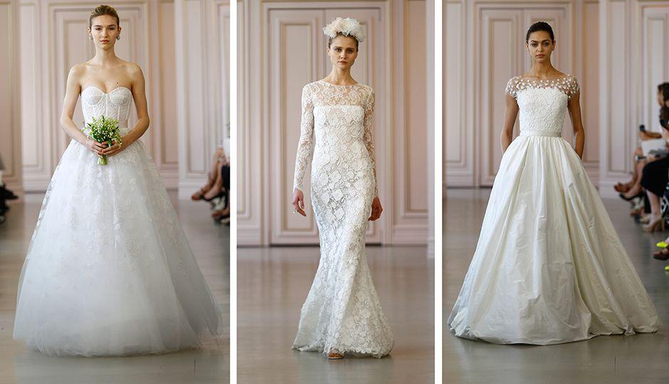 Rejoice: Elizabeth John\'s now carries Oscar de la Renta\'s bridal ...