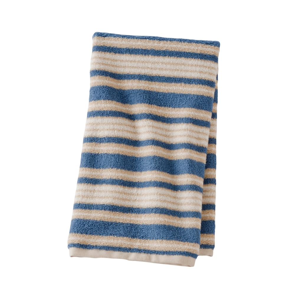 Croft Barrow Quick Drying Striped Hand Towel Hand Towels