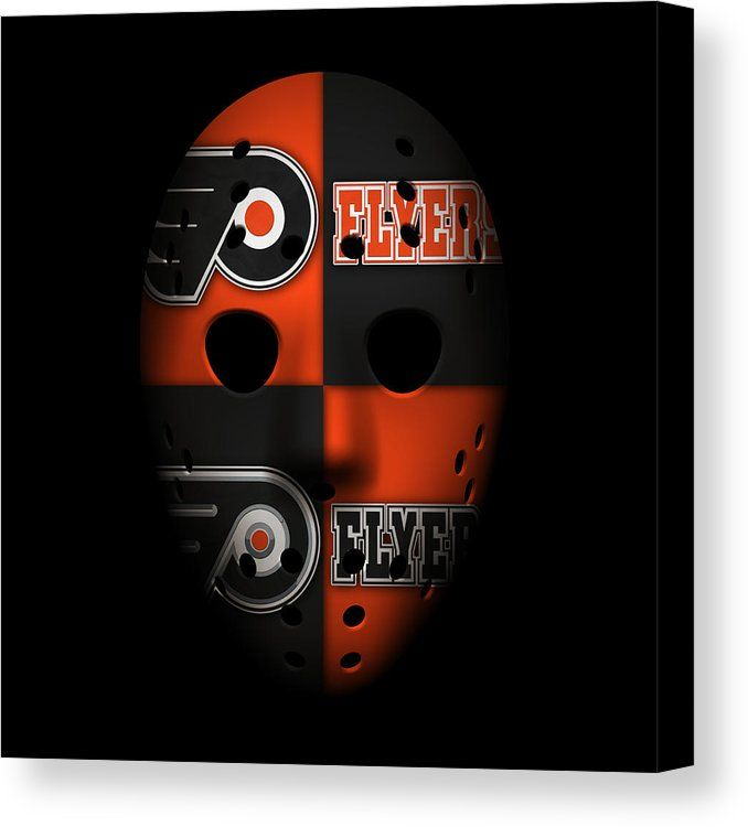 Philadelphia Flyers Canvas Print Canvas Art By Joe Hamilton Philadelphia Flyers Flyer Canvas Prints