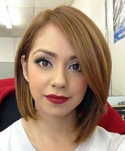 Peinados Pelo Corto Mujer 22 Ideas Geniales De Cabello Corto Abril 2018 Para Rostro Triangular