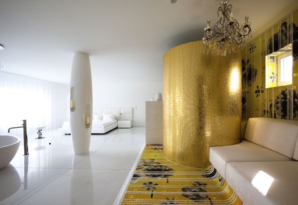 Luxury Interior Design Ideas by Marcel Wanders: mixing old and new ...