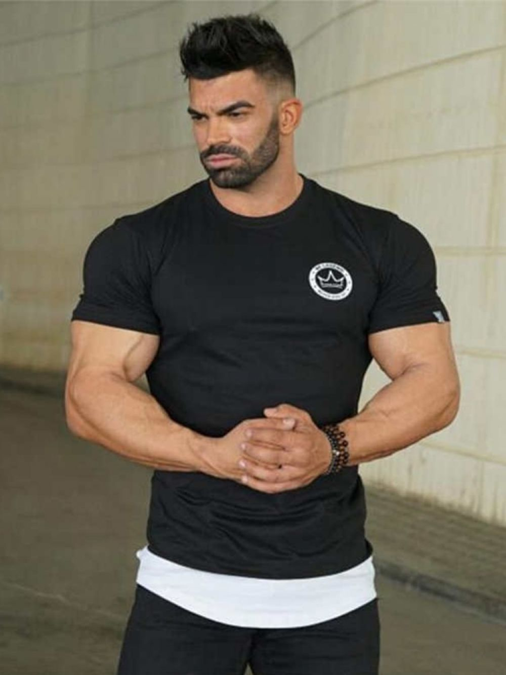 Fitness Freak Bodybuilding Slim Fit Shirt Seek In Us Bodybuilding T Shirts Bodybuilding Shirt Workout Shirts