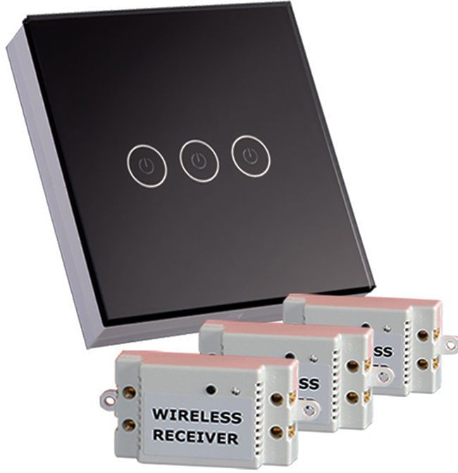 Aliexpress com : Buy 3 Way Wireless Remote Control Light