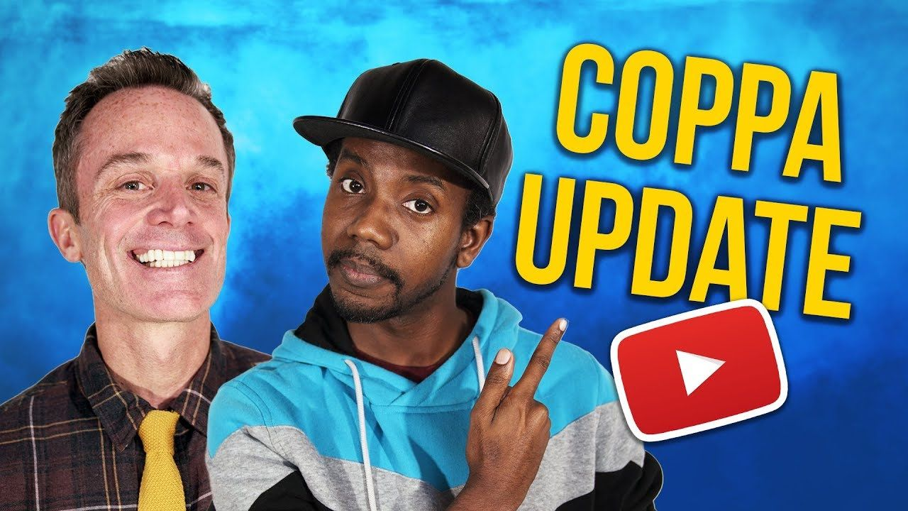 YouTube COPPA UPDATE! 😱 What Creators NEED to Know About