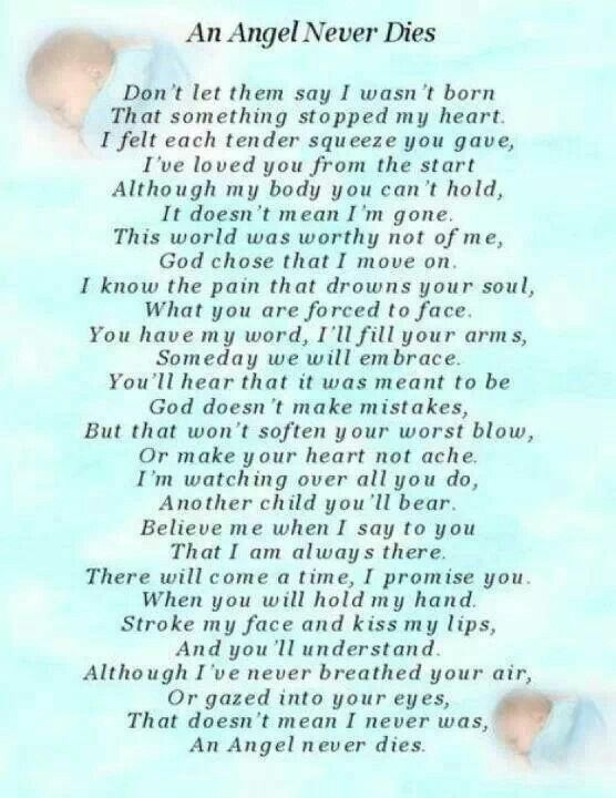 I Was Born Quotes And Sayings Infant Loss Baby Child Loss