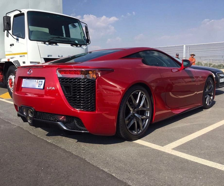 Cars · Lexus LfaSuper CarsExotic CarsSouth Africa